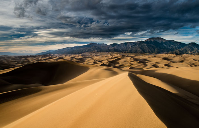 Saving The Great Sand Dunes